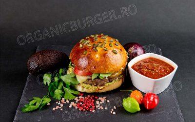 burger organic